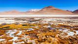 Lake, Bolivia Altiplano
