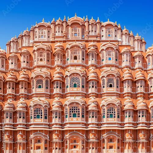 Foto Murales Hawa Mahal palace, Jaipur