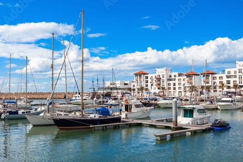 Foto op Plexiglas Marokko Agadir city, Morocco