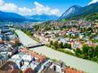 Innsbruck aerial view, Austria - 199816606