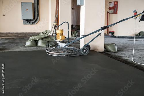 wylewanie płyty betonowej
