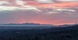 Salt Lake City Utah evening skyline - 199826694