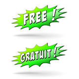 free burst with french translation - 199878658