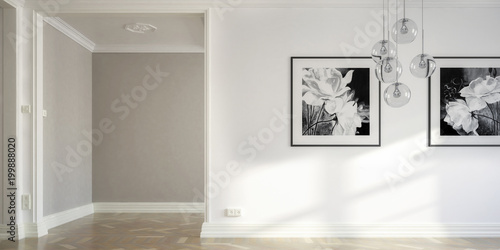 Ramgestaltung: Apartament (projekt panoramiczny)