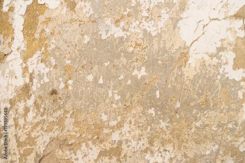 Foto op Plexiglas Krakau Vintage plaster weathered wall stone abstract background