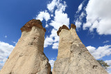 Cappadocia: Amazing natural volcanic rock formations - Turkey