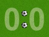 Score 0:0 on the grass