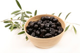 black olive and branch