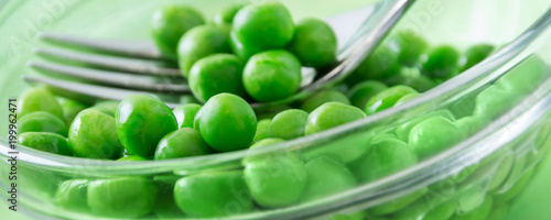 Foto Murales Erbsen -  Peas