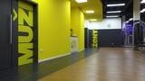 Doors to locker rooms in a Czech gym - 199969673