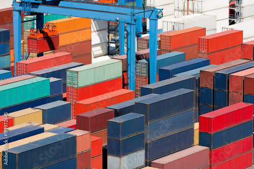 Aluminium Cargo freight containers