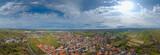 360° Luftbild Panorama Dirmstein Rheinlandpfalz
