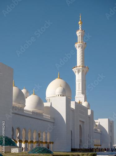 Aluminium Abu Dhabi The Sheikh Zayed Grand Mosque