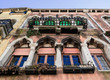facade of a building in typical Venetian style