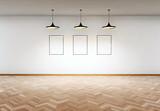 vue 3d galerie tableaux - 200081006