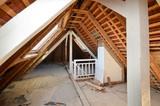 Dachausbau, Wärmeschutz, Dachkammer - 200099263