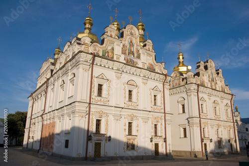 Foto op Plexiglas Kiev National Historic Cultural Sanctuary Kyiv Pechersk Lavra, Kyiv, Ukraine
