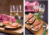 sandwich with vine - 200102458