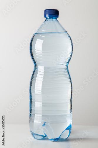Plastikowa butelka na wodę