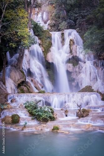 Kuang Si Falls Luang Prabang Laos