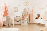 Fototapety  Scandi child's bedroom interior