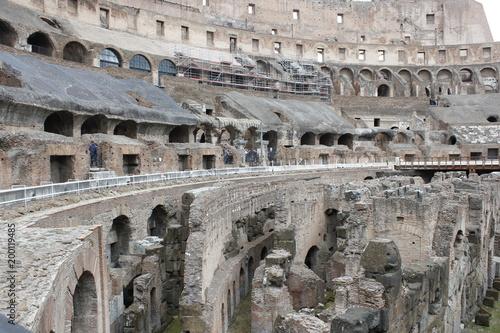 Fotobehang Rome Rincones de Roma