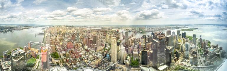 Panorama, Manhattan, New York City