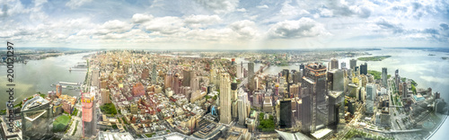 Panorama, Manhattan, New York City  - 200121297