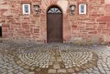 Tür und Eingang zur Kirche von Herleshausen - 200122868