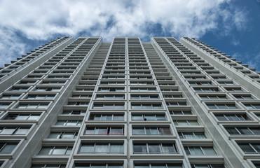 immeuble1 vu d en bas