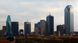 The skyline of Dallas, Texas during day