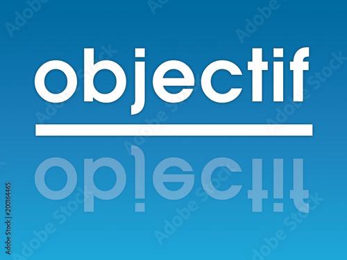 cible - objectif (texte)