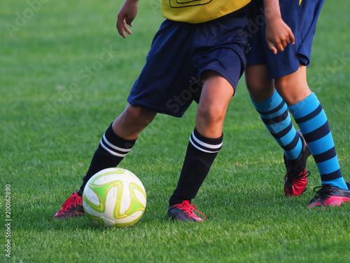 Fototapeta サッカー フットボール