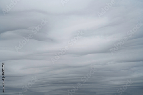 storm cloud before thunder storm, can be used as design background - 200192052
