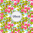 floral seamless pattern - 200206838
