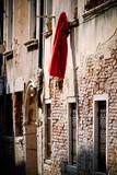 Fototapeta Red Blanket