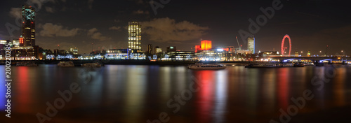 Foto op Canvas London London panoramic view