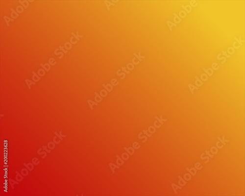 Wektorowa ilustracja czerwony pomarańczowy gradient.