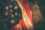 American Flag Vintage Theme - 200227413