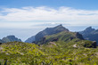 View of the mountains in the region of the village of Masca in the north west of 'island of Tenerife - 200259694