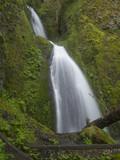 Wahkeena falls Columbia River Gorge