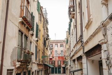 Buildings in Venice, Italy