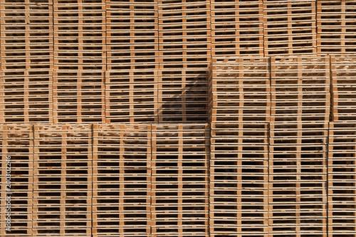 Palette bois transport bois texture matière stockage fabrication