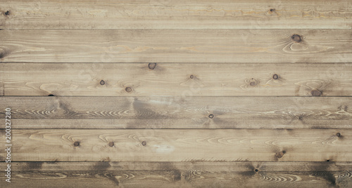 Wood texture background surface with old natural pattern. Grunge surface rustic wooden table top view - 200327280