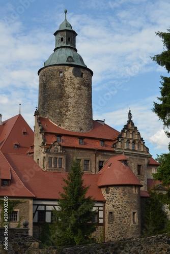 Wieża zamku Czocha, Polska Poster
