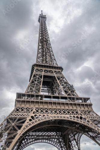 Wall mural Eiffel Tower, Paris