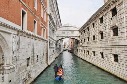 Foto op Plexiglas Venetie Venice Canal