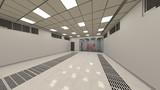 研究所の廊下 - 200454412
