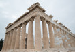 The Parthenon in Athens Greece