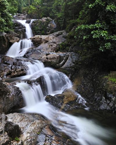 five step waterfall